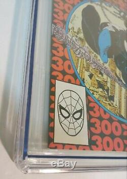 Amazing Spider-Man #300 CGC 9.6 White Pages Origin & 1st Appearance VENOM