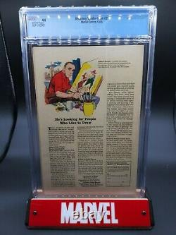 Amazing Spider-Man 31 CGC 4.0 1st Appearance Gwen Stacy Harry Osborn WHITE PAGES