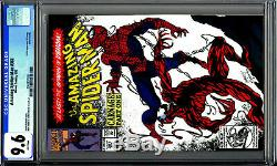 Amazing Spider-Man 361 CGC 9.6 1st Appearance of Carnage WHITE PAGES