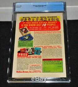 Amazing Spider-Man 64 CGC 9.6 White Pages 1968 Vulture