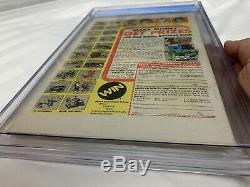 Giant Size X-men 1 CGC 5.0 off white to white pages 2nd WOLVERINE appearance CGC