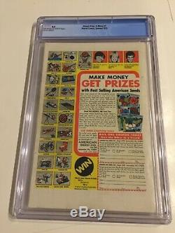 Giant Size X-men #1 Cgc 4.0 1975 Off-white To White Pages 1st App Of New X-men
