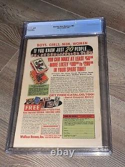 Journey Into Mystery 83 CGC 6.5 Marvel 1962 WHITE PAGES Origin & 1st App Thor