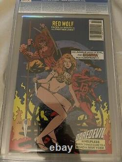 Marvel Comics Presents 72 Cgc 9.8 White Pages 1st Weapon X Wolverine NEWSSTAND