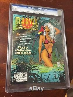 Marvel Swimsuit Special 1 Cgc 9.8 Very Rare. White Pages