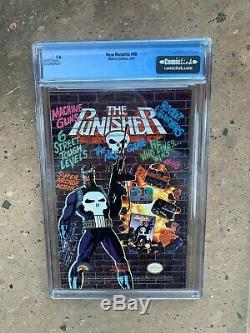 New Mutants 98 CGC 9.6 FIRST APP DEADPOOL! White pages