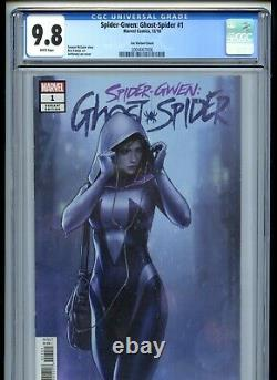 Spider-Gwen Ghost Spider #1 CGC 9.8 White Lee Variant 1100