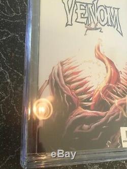 Venom #3 CGC 9.8 1st Full Knull 1st Print DONNIE CATES MARVEL 2018 White Pages