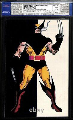 Wolverine #1 CGC MINT 9.9 White (Best in the World!) RARE Opportunity! Hot Book
