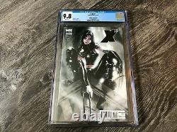X-23 #1 Dell'Otto Variant CGC 9.8 White Pages Holy Grail Variant HTF