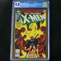 X-Men #134 (1980) CGC 9.8 White Pgs 1st Dark Phoenix! Marvel Comic Uncanny